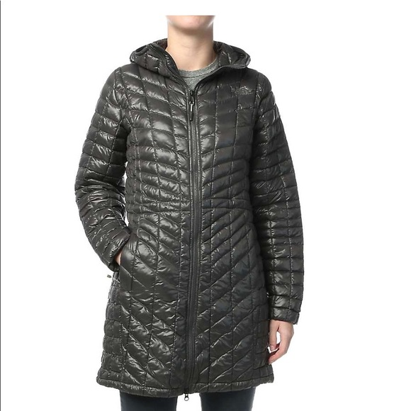 The North Face Gray quilted puffer Long jacket M. M 5b7f45511e2d2d1c9d5c192d 791860da9